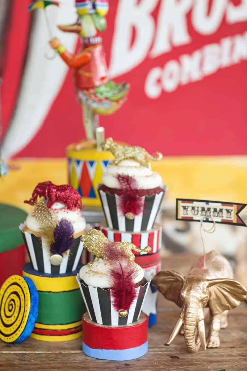 Circus Carnival Wedding Inspiration Theme 5