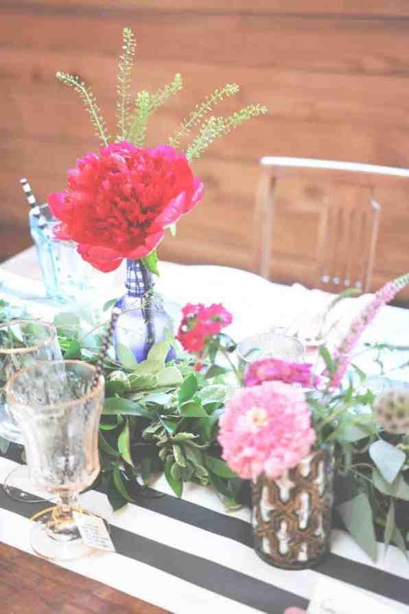 A SWEET BOHEMIAN WEDDING (27)