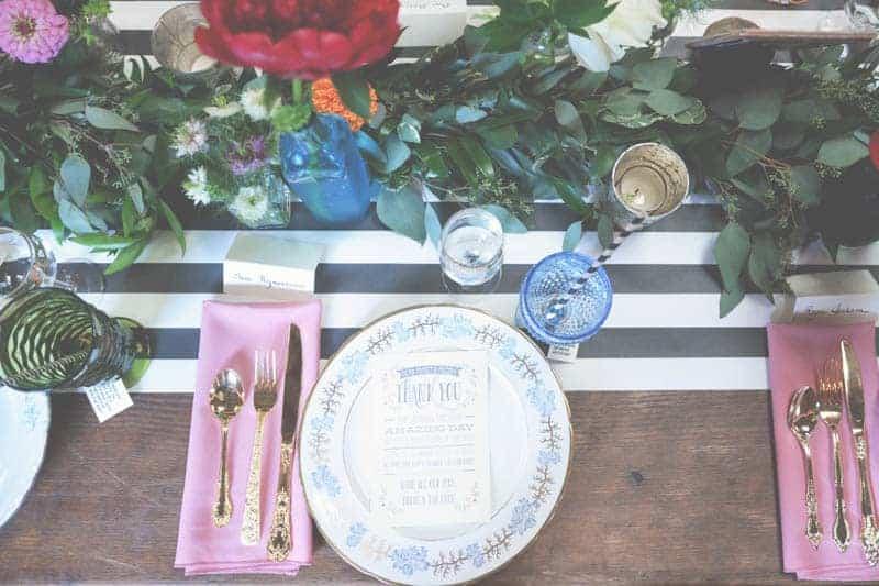 A SWEET BOHEMIAN WEDDING (33)