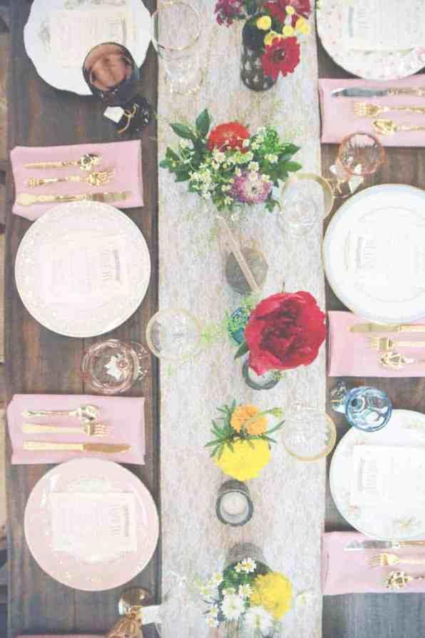 A SWEET BOHEMIAN WEDDING (5)