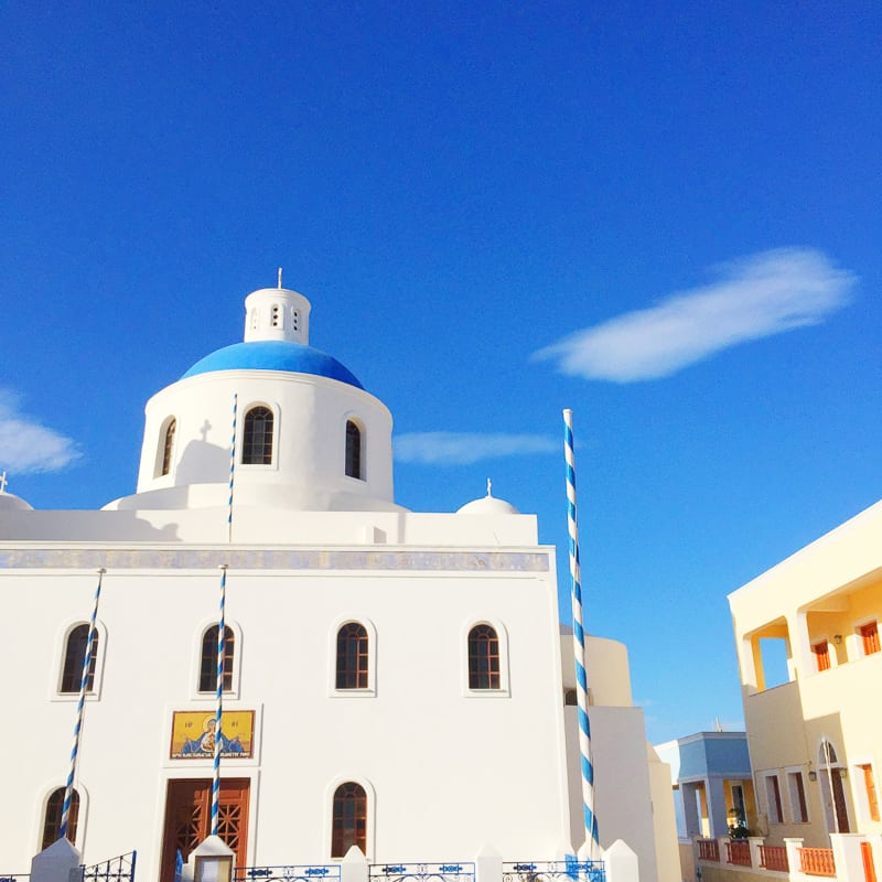 Santorini Oia Travel Guide Reccomendations Honeymoon Colourful Place Greece_-5