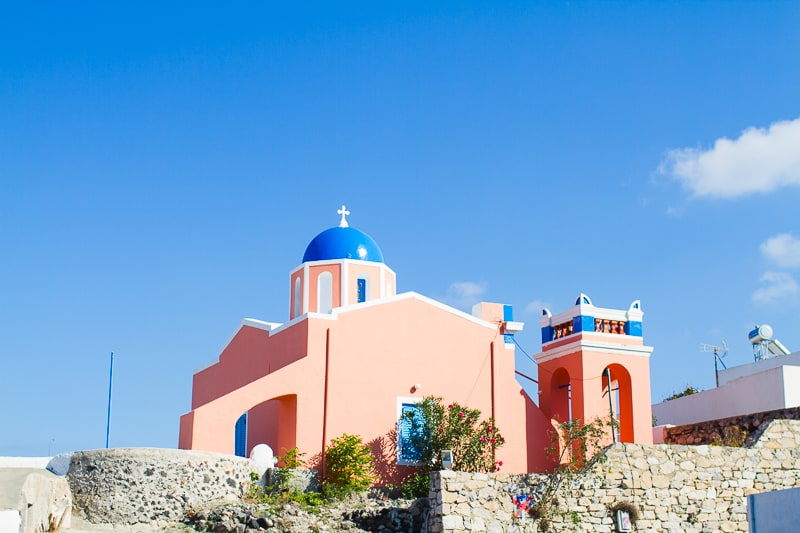 Santorini Oia Travel Guide Reccomendations Honeymoon Colourful Place Greece_-81