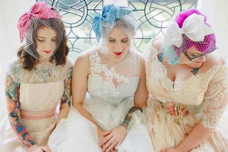 Announcing the new Crown & Glory and Rock n Roll Bride Veil collection (17)