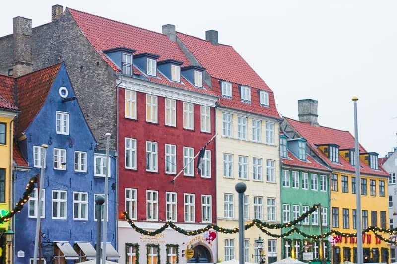 Copenhagen travel guide Nyphaven where to go tivoli honeymoon ideas europe-69