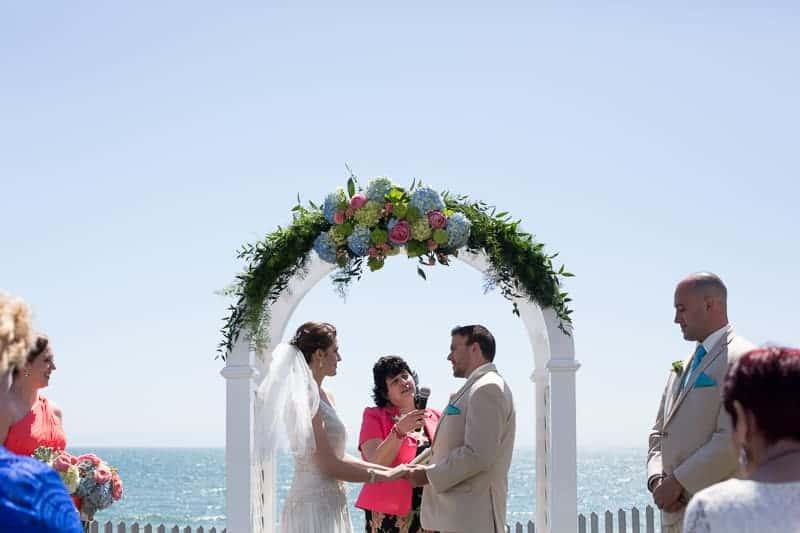 A COLOURFUL CAPE COD WEDDING ON THE BEACH (8)