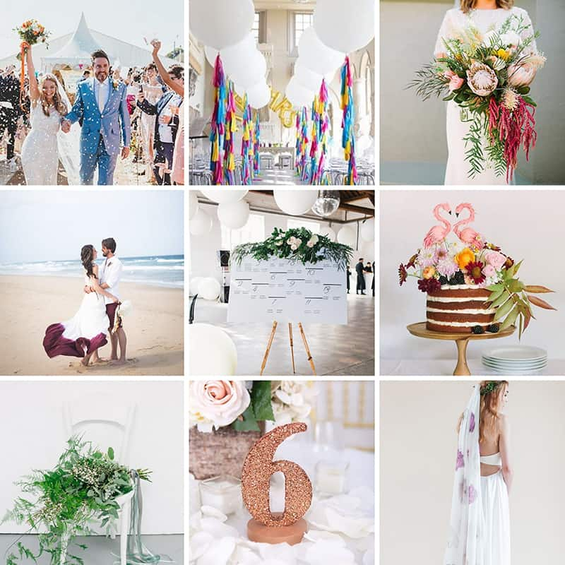 Boho Weddings