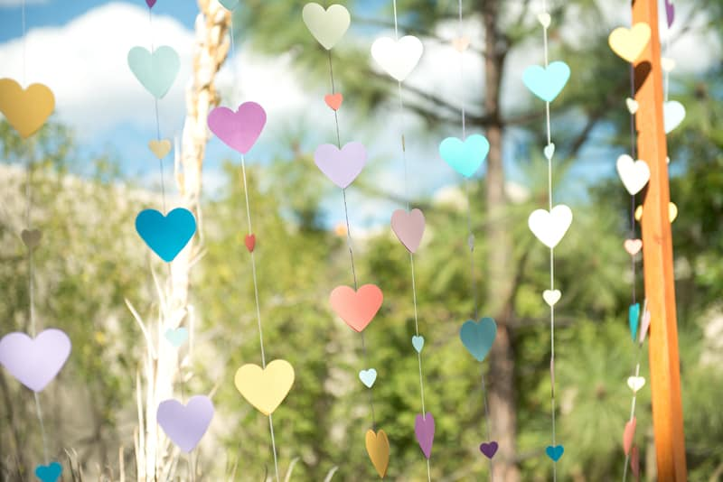COLOURFUL DIY WEDDING IN SILVERCITY WITH THE SWEETEST HEART DECOR (5)