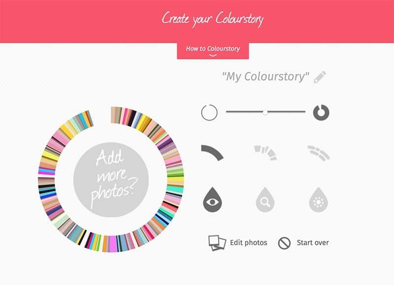 Colour Story App 3