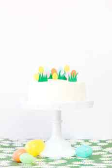 Easter Egg Cake Topper