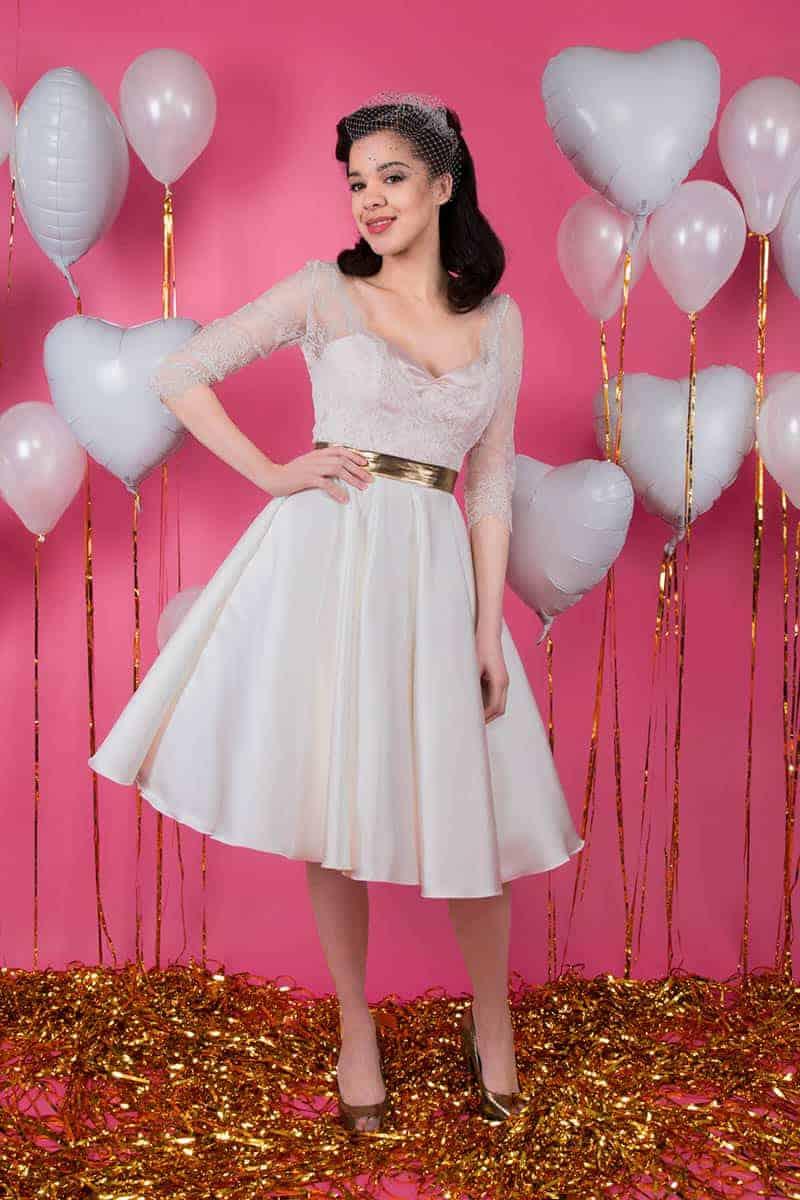OH MY HONEY WEDDING DRESSES SPRING 2016 | Bespoke-Bride: Wedding Blog