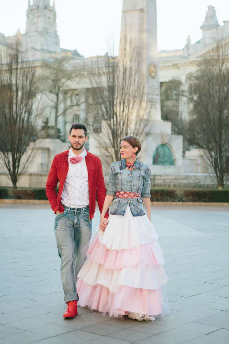 ECCENTRIC STYLSIH BUDAPEST ENGAGEMENT FEATURING MAKANY MARTA (13)