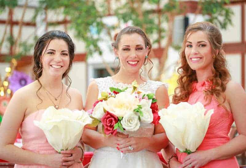 MODERN ALICE IN WONDERLAND THEMED WEDDING (16)