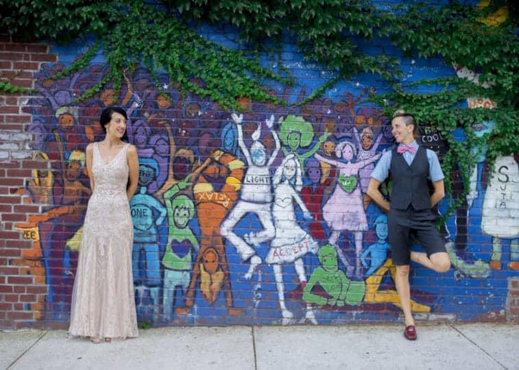 Modern-Vintage-DIY-Wedding-in-Brooklyn-23