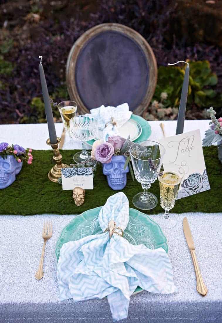 Spring-style-wedding-inspiration-skull-theme-scheme-pastel-colours-modern_-11