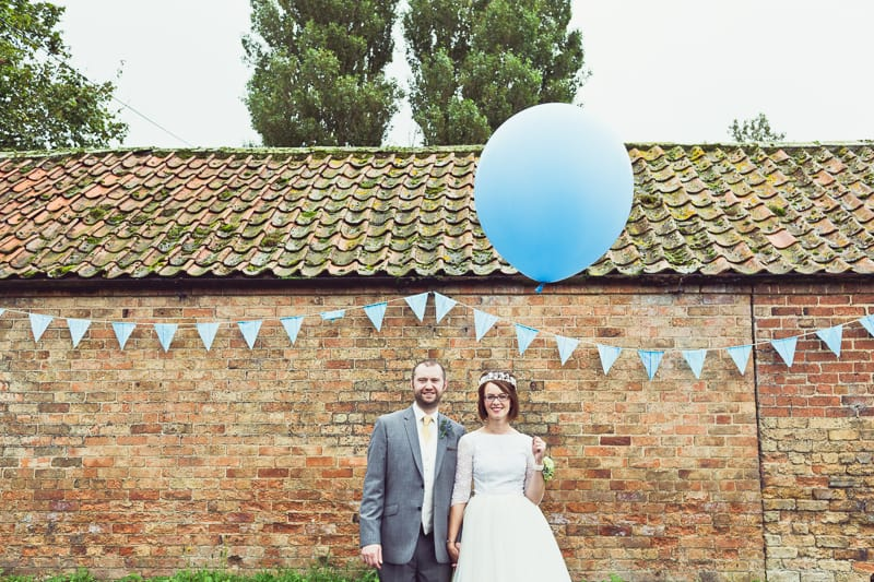THIS CUTE DIY WEDDING IN A VILLAGE HALL IS EVERY CRAFTER'S DREAM! (33)