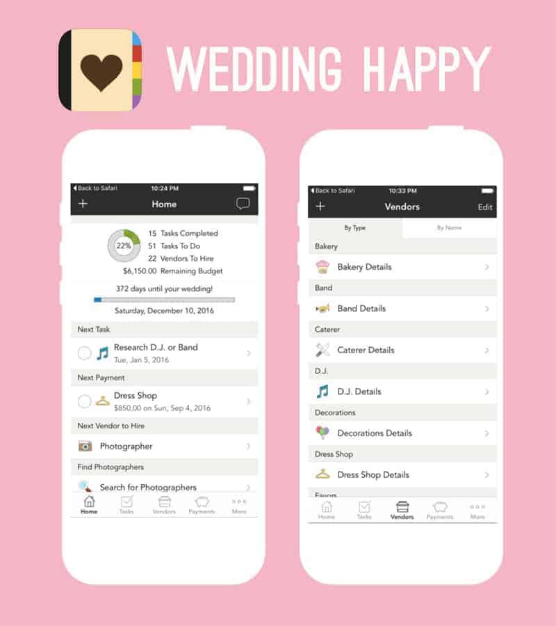 Wedding Happy New App