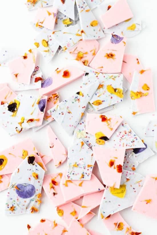 colorblocked-chocolate-bark-pink-purple-broken-into-pieces-3
