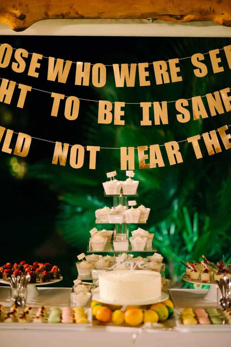How Long To Plan A Wedding: CITRUS THEMED WEDDING IN IBIZA