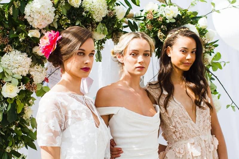 Not On The High Street Wedding Event Bespoke Bride-61