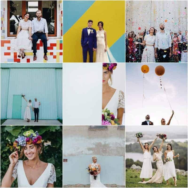 20 CREATIVE WEDDING PHOTOGRAPHERS TO FOLLOW ON INSTAGRAM