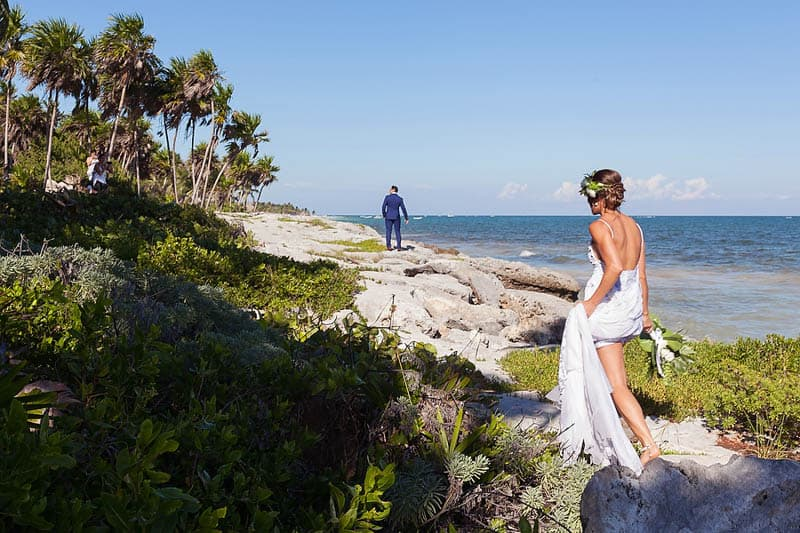 RELAXED BEACH WEDDING IN TULUM (2)