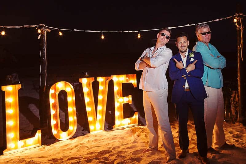 Samanta and Joaquim Tulum Wedding