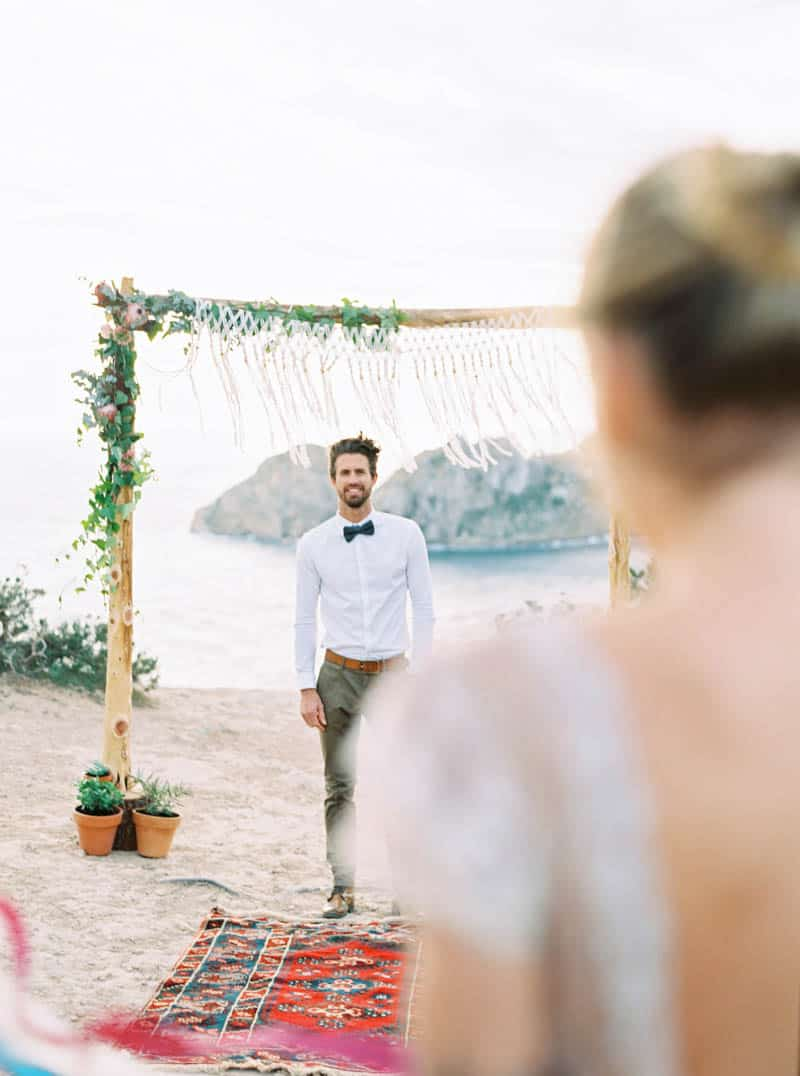 STYLED INSPIRATION AZTEC BOHO CACTUS WEDDING SHOOT IN ES VEDRA IBIZA (23)