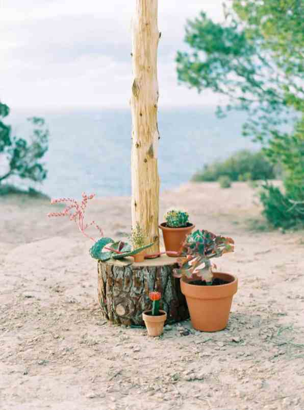 STYLED INSPIRATION AZTEC BOHO CACTUS WEDDING SHOOT IN ES VEDRA IBIZA (30)