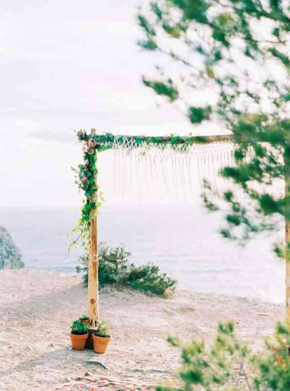 STYLED INSPIRATION AZTEC BOHO CACTUS WEDDING SHOOT IN ES VEDRA IBIZA (33)