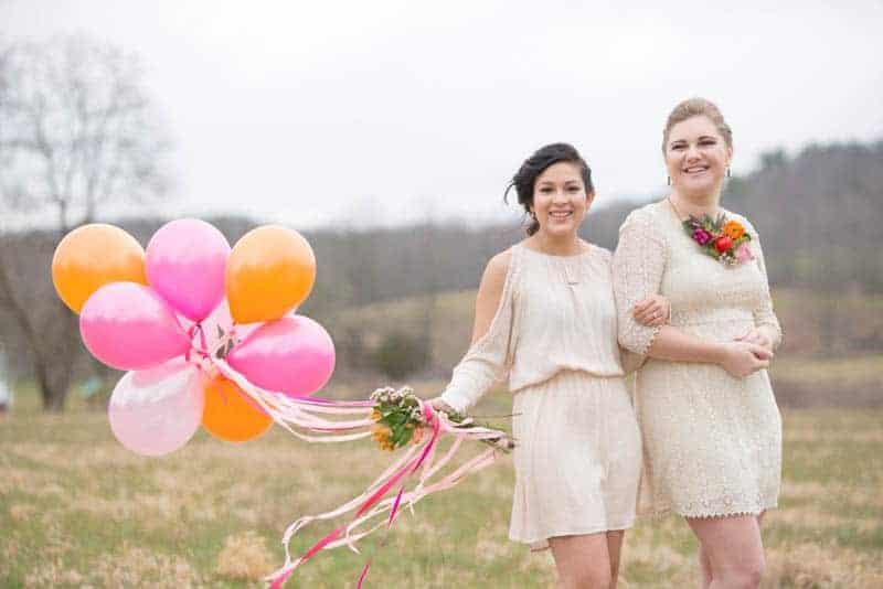 A UNIQUE VIBRANT, COLOURFUL & MODERN BRIDAL SHOWER (38)
