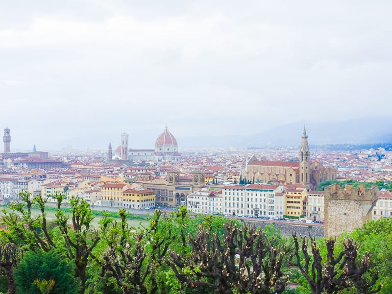 Florence Travel Guide Italy getting there parking walking where to eat what to do see tips-43
