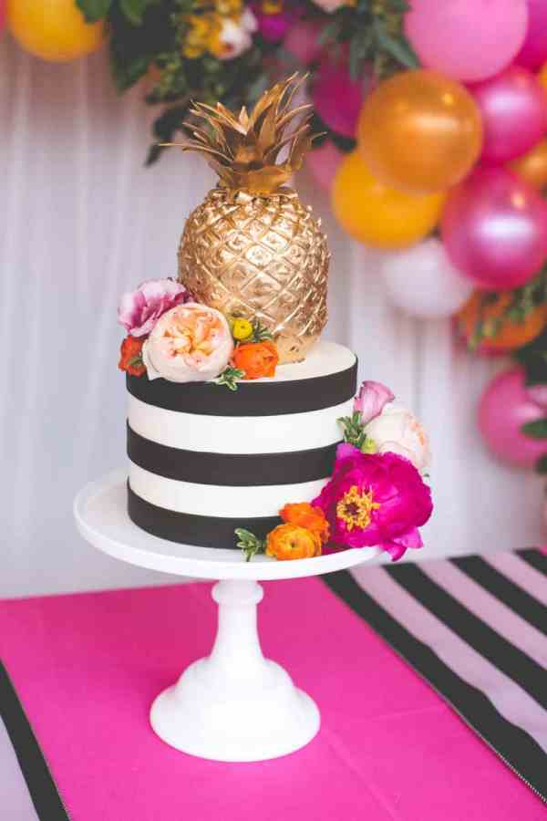 Tropical Engagement Party Ideas Bespoke-bride Wedding