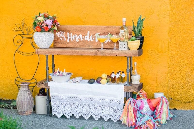 WATERCOLOUR MEXICAN FIESTA INSPIRED WEDDING IDEAS (3)