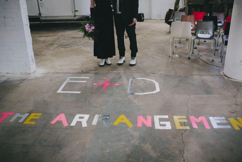 Historic Buffalo Warehouse Wedding