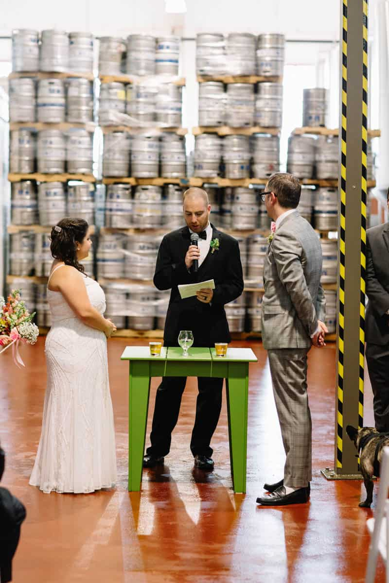 MEXICAN THEMED CLAMBAKE WEDDING IN A BREWERY (22)