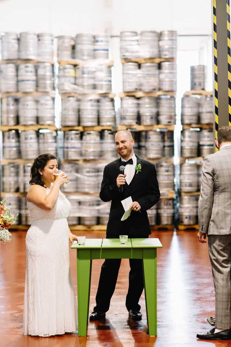 MEXICAN THEMED CLAMBAKE WEDDING IN A BREWERY (23)
