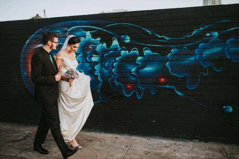 MODERN GATSBY GOES TO COACHELLA WEDDING WITH STARWARS (46)
