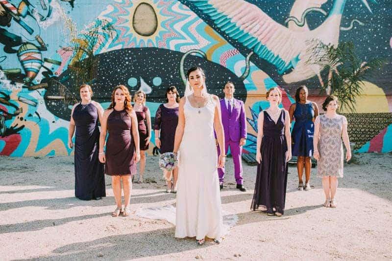 MODERN GATSBY GOES TO COACHELLA WEDDING WITH STARWARS (9)