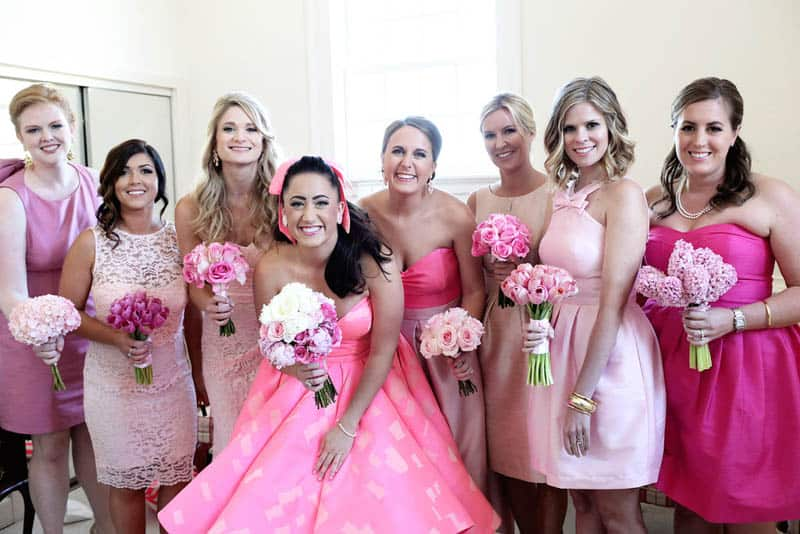 A FUN FLAMINGO EXTRAVAGANZA WEDDING WITH INFLUENCE FROM KATY PERRY AND GRAY MALIN (3)