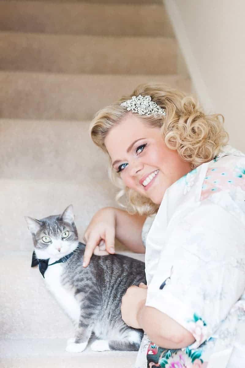 Cats at Weddings