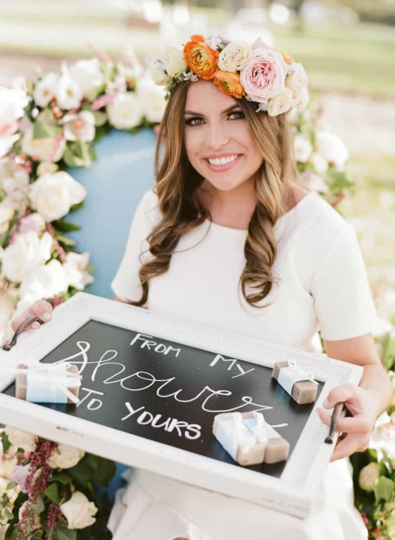 FLORAL SPRING BRIDAL SHOWER IDEAS (19)