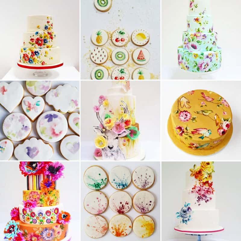 NEVIEPIE CAKES ON INSTAGRAM