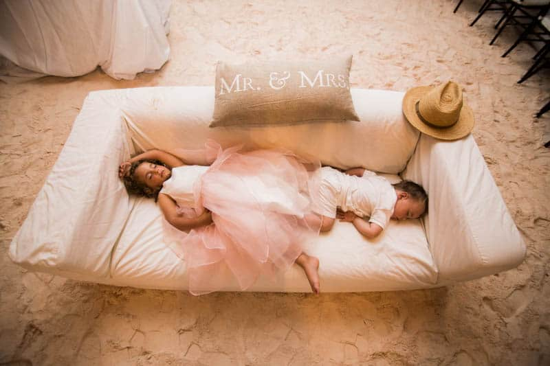 REAL LIFE CINDERELLA FAIRY TALE WEDDING IN THE BAHAMAS WITH A PINK VERA WANG DRESS (28)