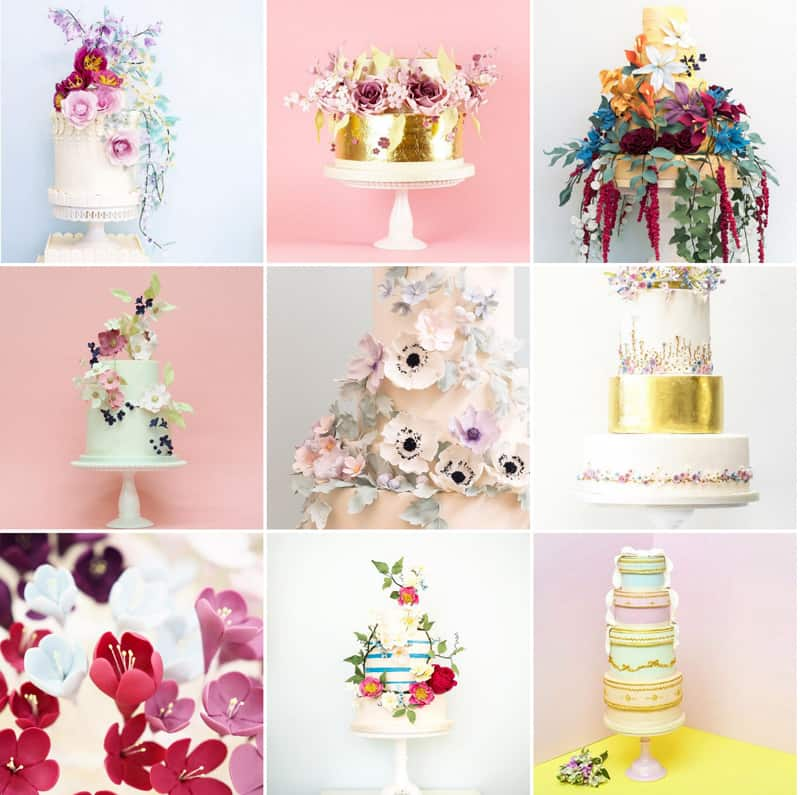 ROSALIND MILLER CAKES ON INSTAGRAM