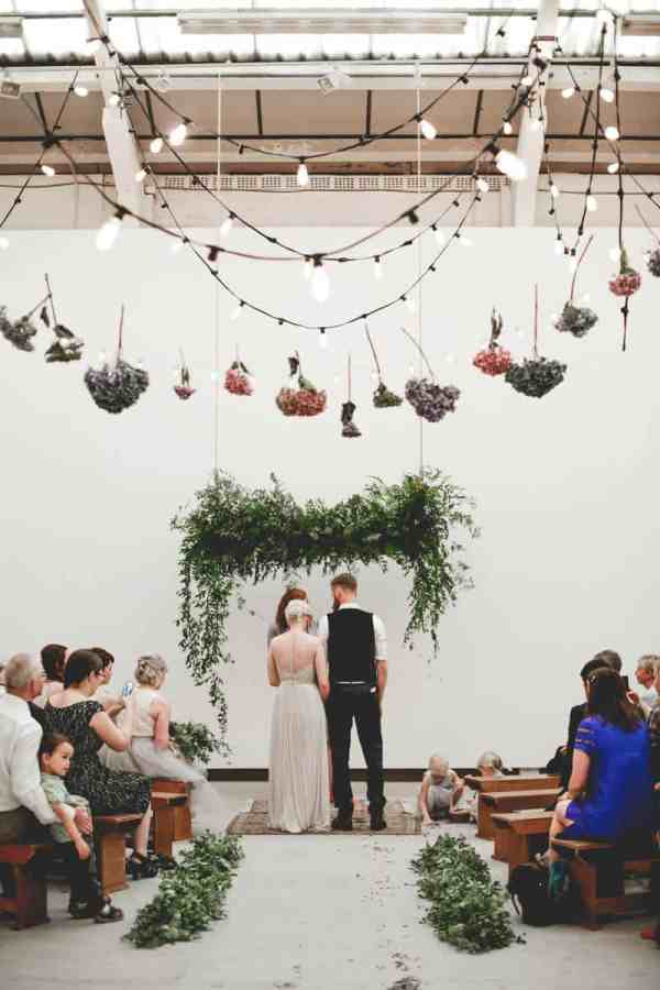 Rustic Wedding In Birmingham Art Bespoke-bride