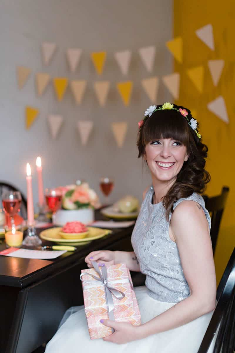 fun-colourful-yellow-coral-peach-wedding-and-bridal-shower-ideas-15