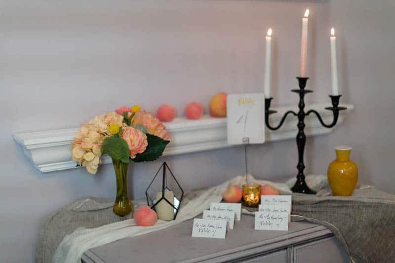 fun-colourful-yellow-coral-peach-wedding-and-bridal-shower-ideas-29