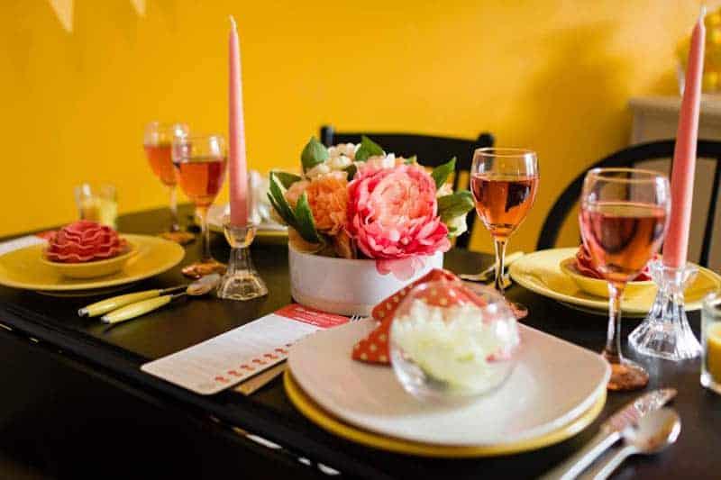 fun-colourful-yellow-coral-peach-wedding-and-bridal-shower-ideas-7