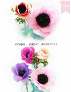 best-paper-flower-tutorials-for-your-wedding-crepe-paper-anemones-bespoke-bride-wedding-blog