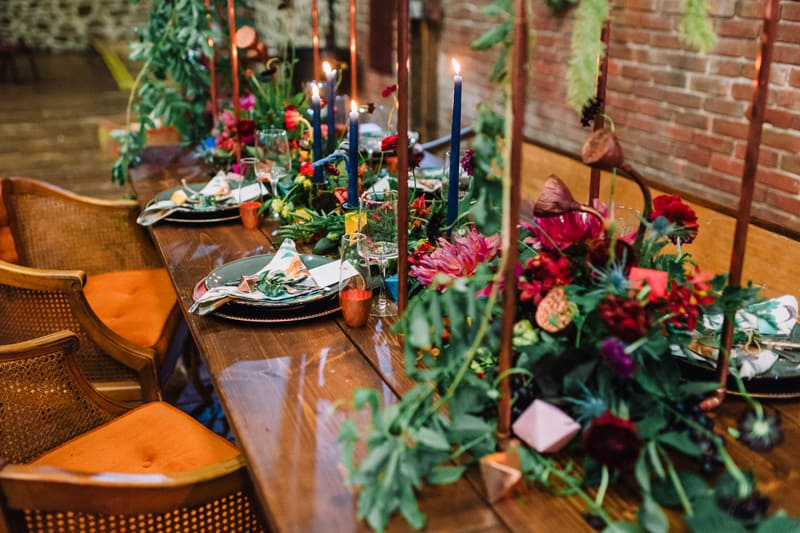 cool-colorful-boho-inspired-wedding-ideas-with-industrial-vibes-22